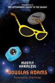 Cover of Douglas Adams: Mostly Harmless