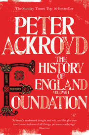 Cover of Peter Ackroyd: Foundation