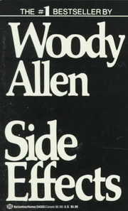 Cover of Woody Allen: Side Effects