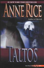 Cover of Anne Rice: Taltos