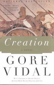 Cover of Gore Vidal: Creation
