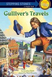 Cover of Jonathan Swift, Nicholas Eliopulos (ADP), John Walker (ILT): Gulliver's Travels