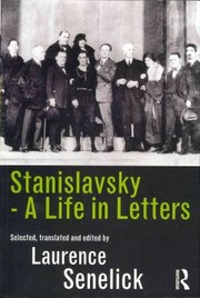 Cover of Stanislavsky: A Life in Letters