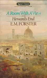 Cover of E. M. Forster, Benjamin Demott (INT): Howards End and A Room With a View