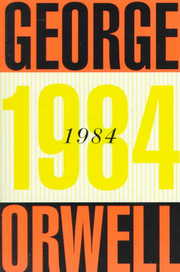 Cover of George Orwell: 1984