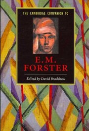 Cover of Cambridge Companion to E. M. Forster