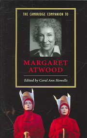 Cover of Cambridge Companion to Margaret Atwood