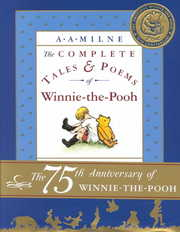 Cover of A. A. Milne, Ernest H. Shepard (ILT): The Complete Tales & Poems of Winnie-The-Pooh