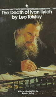 Cover of Leo Tolstoy: Death of Ivan Ilyich