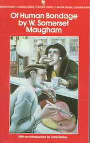 Cover of W. Somerset Maugham: Of Human Bondage