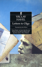 Cover of Vaclav Havel: Letters to Olga