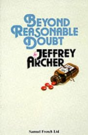 Cover of Jeffrey Archer: Beyond Reasonable Doubt