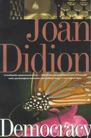 Cover of Joan Didion: Democracy