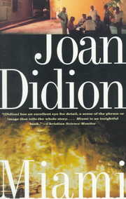 Cover of Joan Didion: Miami