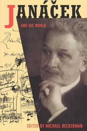 Cover of Michael Beckerman: Janacek and His World