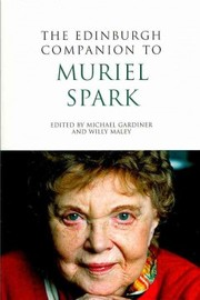 Cover of Michael Gardiner (EDT), Willy Maley (EDT): The Edinburgh Companion to Muriel Spark