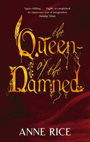 Cover of Anne Rice: Queen Of The Damned