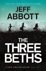 Cover of Jeff Abbott: Three Beths