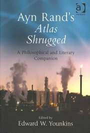Cover of Ayn Rand's Atlas Shrugged