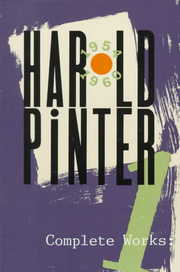Cover of Harold Pinter: Complete Works