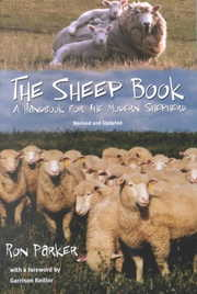 Cover of Ronald B. Parker, Garrison Keillor (FRW): The Sheep Book