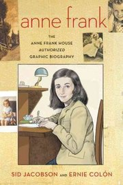 Cover of Sid Jacobson, Ernie Colon: Anne Frank