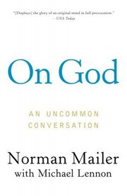 Cover of Norman Mailer, Michael Lennon (CON): On God