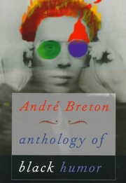 Cover of Andre Breton, Mark Polizzotti (TRN), Mark Polizzotti: Anthology of Black Humor