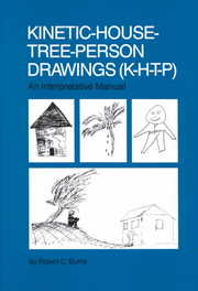 Cover of Robert C. Burns: Kinetic-House-Tree-Person Drawings