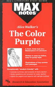 Cover of Christopher Hubert: Alice Walker's the Color Purple