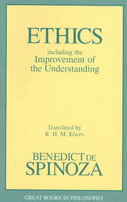 Cover of Benedictus de Spinoza, R. H. M. Elwes: Ethics Including the Improvement of the Understanding