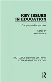Cover of Key Issues in Education