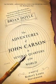 Cover of Brian Doyle: The Adventures of John Carson in Several Quarters of the World