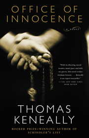Cover of Thomas Keneally: Office of Innocence