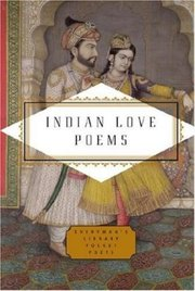 Cover of Meena Alexander (EDT): Indian Love Poems