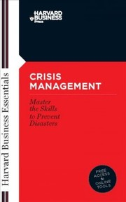 Cover of Crisis Management