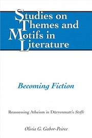 Cover of Becoming Fiction