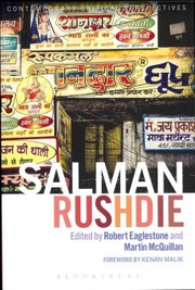 Cover of Robert Eaglestone (EDT), Martin McQuillan (EDT): Salman Rushdie