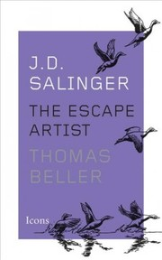 Cover of Thomas Beller: J. D. Salinger