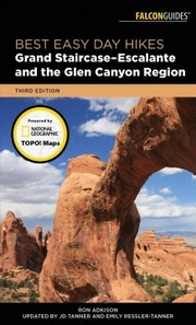 Cover of Best Easy Day Hikes Grand Staircase-Escalante and the Glen Canyon Region