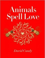Cover of David Cundy: Animals Spell Love