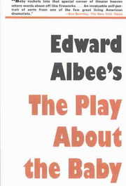 Cover of Edward Albee: The Play About the Baby