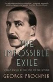Cover of George Prochnik: Impossible Exile