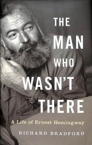 Cover of Richard Bradford: The Man Who Wasn t There