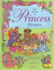 Cover of Nicola Baxter, Belinda Lyon (ILT): My Book of Princess Stories