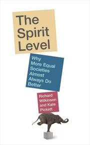 Cover of Kate Pickett: The Spirit Level