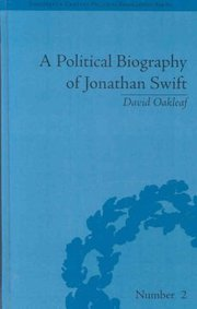 Cover of David Oakleaf: A Political Biography of Jonathan Swift