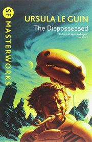 Cover of Ursula K. Le Guin: Dispossessed