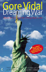 Cover of Gore Vidal: Dreaming War