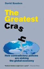 Cover of David Kauders: Greatest Crash